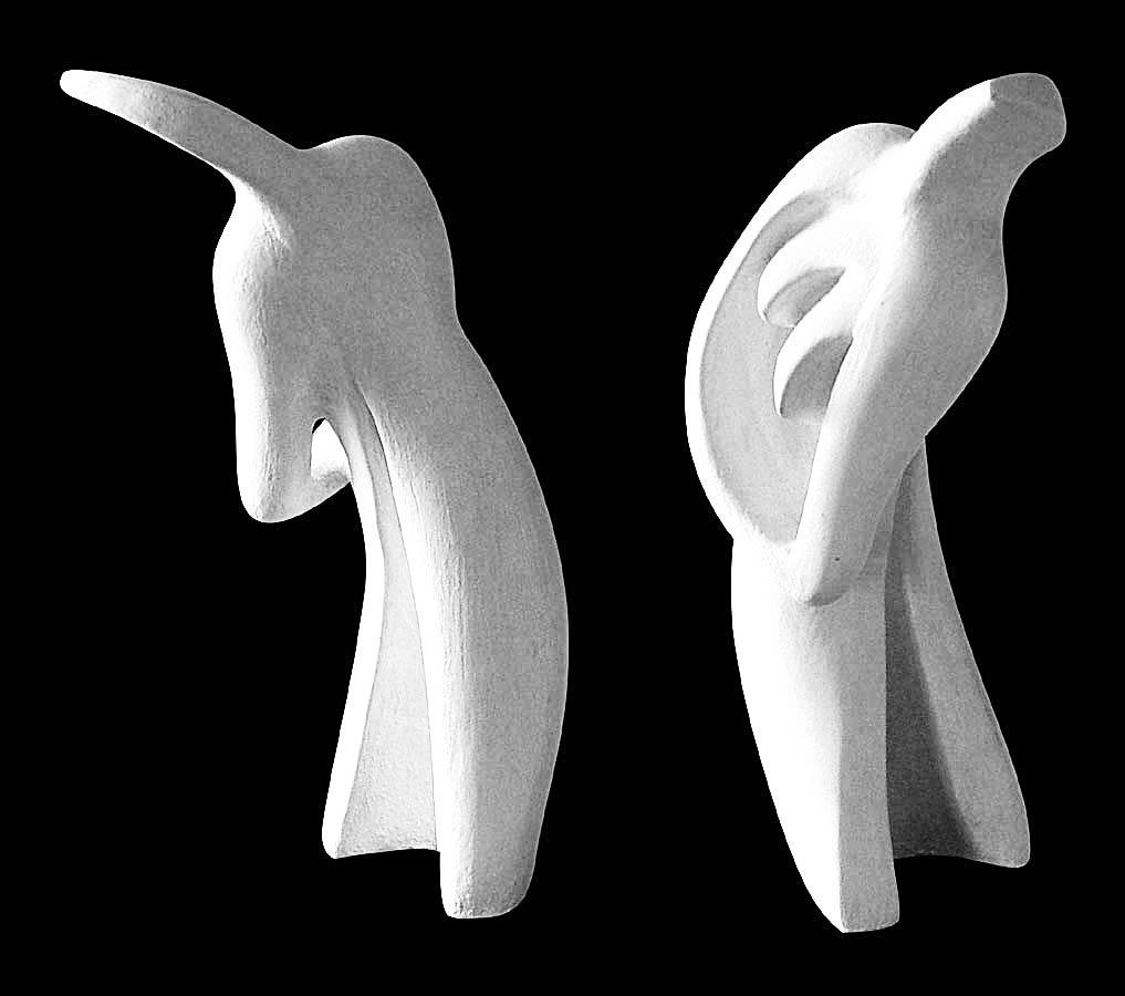 Alain B™ôkŽé - Sculpteur - Bronzier - Infographiste